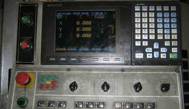 维修三菱数控系统