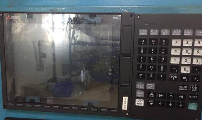三菱数控系统黑屏维修