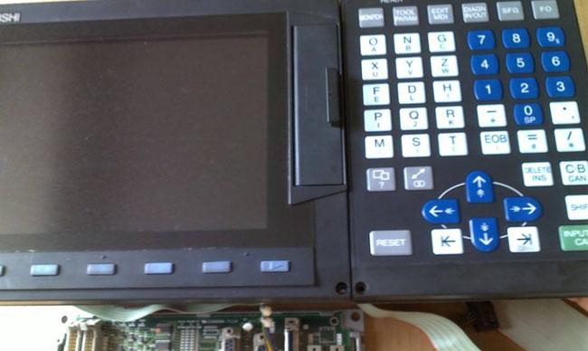 三菱数控系统电路板维修